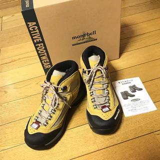 mont bell - montbell*ゴアテックスタイオガブーツ【24.5cm】
