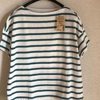 MUJI (無印良品) - Tシャツ 無印良品 新品 未使用 タグ付き