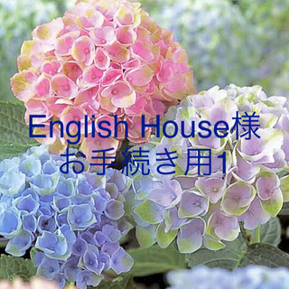 English House様お手続き専用(リング(指輪))
