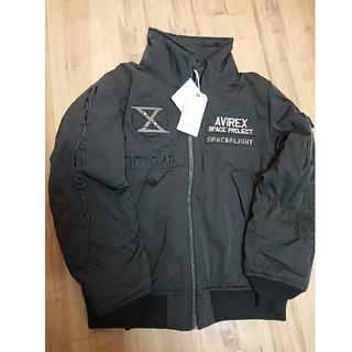 アヴィレックス(AVIREX)のAVIREX TYPE MA-1 GT-10  ブラックXL(フライトジャケット)