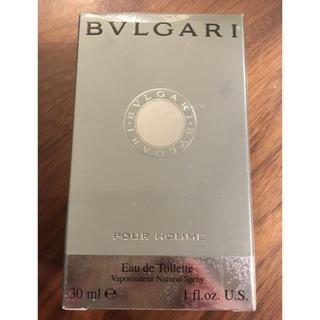 BVLGARI - BVLGARI ブルガリ プールオム オードトワレ 30ml スプレー