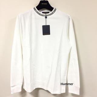ルイヴィトン(LOUIS VUITTON)の国内正規品 ルイヴィトン モックネック 長袖 シャツ 新品未使用 激レア!(Tシャツ/カットソー(七分/長袖))