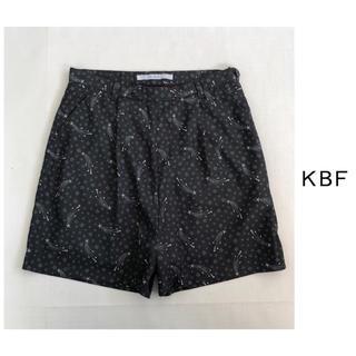 ケービーエフ(KBF)のアーバンリサーチ KBF 流れ星 ショートパンツ(ショートパンツ)