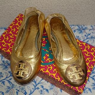 トリーバーチ(Tory Burch)のTORY BURCH フラットシューズ(ローファー/革靴)