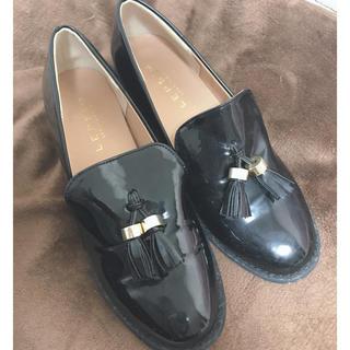 レプシィムローリーズファーム(LEPSIM LOWRYS FARM)のレプシィムローリーズファーム  タッセルヒールシューズ(ローファー/革靴)