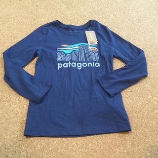 patagonia - 新品 パタゴニア ロンT 長袖 Tシャツ 薄手