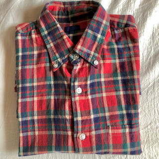 ビームス(BEAMS)のBEAMS チェック シャツ 半袖(シャツ)