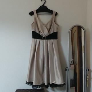 結婚式 ドレス ワンピース(ひざ丈ワンピース)