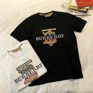 BURBERRY -  Burberry       Tシャツ 半袖     男女兼用