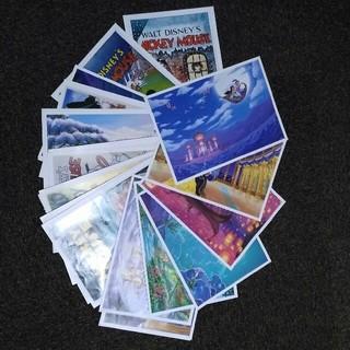 ディズニー(Disney)のディズニー ポスター 30枚 非売品 B4サイズ(ポスター)