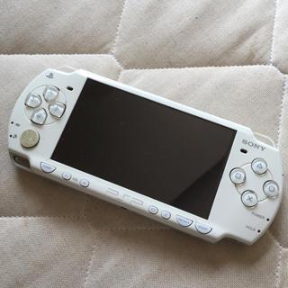 PlayStation Portable - PSP3000 ホワイト
