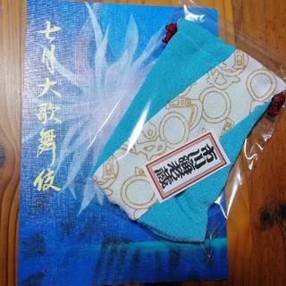 七月大歌舞伎パンフレット、ペットボトルカバー(伝統芸能)