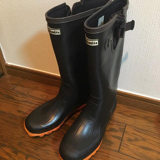 コロンビア(Columbia)の美品 コロンビア Columbia レインブーツ 長靴 (レインブーツ/長靴)