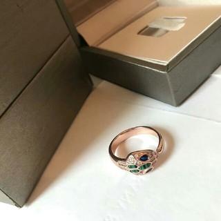ブルガリ(BVLGARI)の大人気 BVLGARI  美品 リング (リング(指輪))