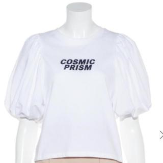Lily Brown - 完売色🎀新作新品✨リリーブラウン ボリューム袖Tシャツ