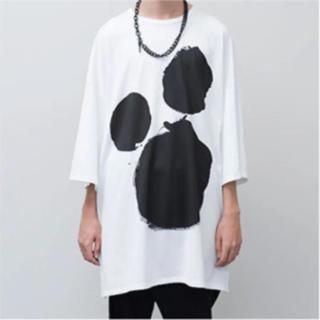 ラッドミュージシャン(LAD MUSICIAN)のlad musician ラッド 花 as ss シャツ(Tシャツ/カットソー(半袖/袖なし))