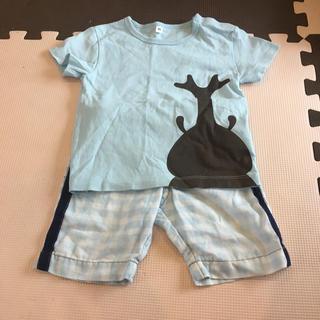 ムジルシリョウヒン(MUJI (無印良品))の無印良品 90(Tシャツ/カットソー)