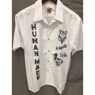 HUMAN MADE 19SS メンズ  シャツ  ホワイト S