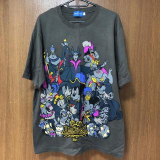 ディズニー(Disney)のDisney resort Tシャツ size:LL(Tシャツ(半袖/袖なし))