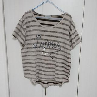 Tシャツ  サイズLL(Tシャツ(半袖/袖なし))