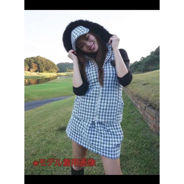 rienda(リエンダ)のrienda(リエンダ)ゴルフウェア上下セット スポーツ/アウトドアのゴルフ(ウエア)の商品写真