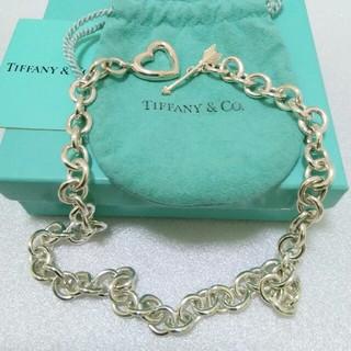 Tiffany & Co. - ティファニーネックレス 美品 本日のみ出品
