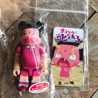 ベアブリック シリーズ38 cute チコちゃん NHK