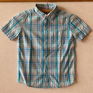 オールドネイビー(Old Navy)の送料込110cmXSOLDNAVYオールドネイビーkidsキッズ男の子半袖シャツ(Tシャツ/カットソー)