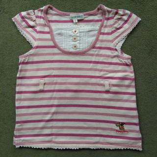 サンカンシオン(3can4on)の子供 カットソー 90cm(Tシャツ/カットソー)