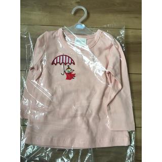アカチャンホンポ - リトルミイ 長袖Tシャツ 80