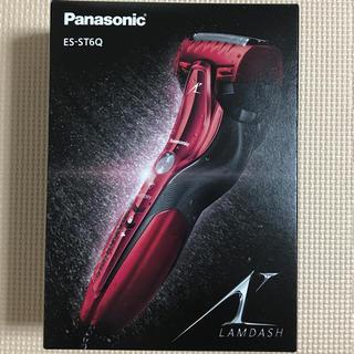 Panasonic - Panasonic ラムダッシュ 3枚刃 ES-ST6Q