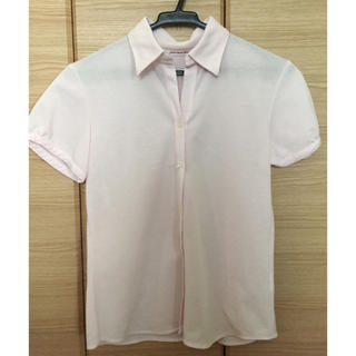 ビジネス シャツ ブラウス レディース(シャツ/ブラウス(半袖/袖なし))
