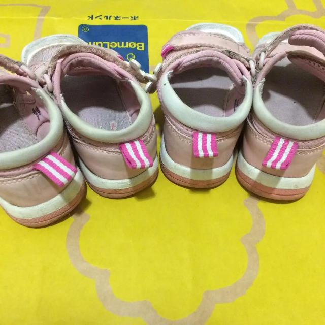 mikihouse(ミキハウス)のミキハウス メッシュサンダル 15.5cm 水陸両用 二足セット キッズ/ベビー/マタニティのキッズ靴/シューズ (15cm~)(サンダル)の商品写真