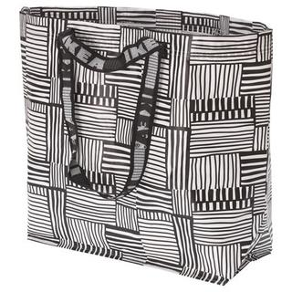 IKEA - IKEAエコバッグ、ショッピングバッグ、ランドリーバッグ フィスラMサイズ
