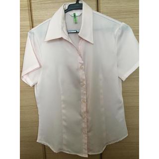 ビジネス シャツ ブラウス  半袖(シャツ/ブラウス(半袖/袖なし))