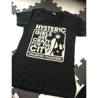 ヒステリックグラマー(HYSTERIC GLAMOUR)のヒステリックグラマー Tシャツ レディース(Tシャツ(半袖/袖なし))