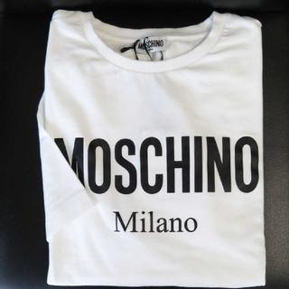 MOSCHINO - 新作 MOSCHINO ロゴTシャツ 14y