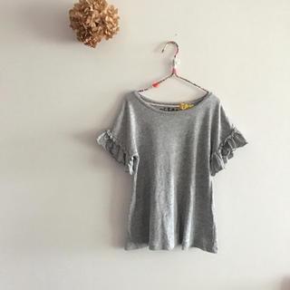 MARKEY'S - OCEAN&GROUND☆130☆袖フリルTシャツ