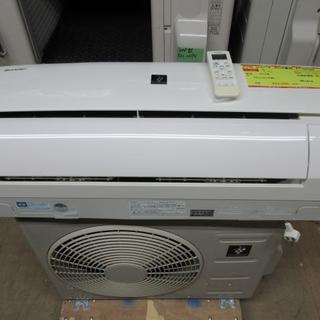 SHARP - K752 シャープ 中古エアコン 主に6畳用 冷2.2kw/暖2.5kw