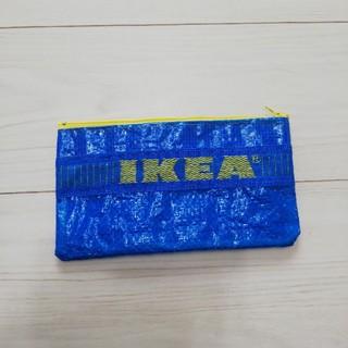 イケア(IKEA)の値下げ中☆ IKEA イケア リメイク ペンケース(ポーチ)