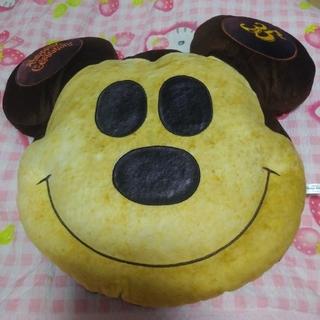 Disney - ディズニー 35周年 グランドフィナーレ ミッキー パン クッション