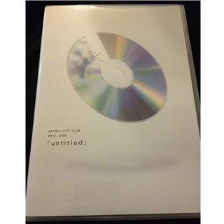 嵐 - 嵐 LIVE TOUR 2017-2018 untitled DVD 通常盤