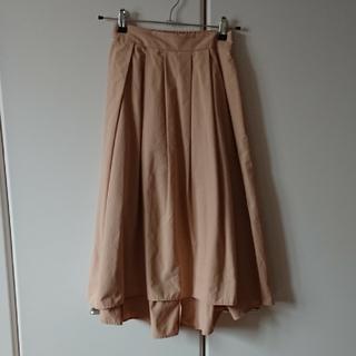 GU - ベージュスカート
