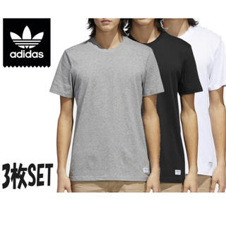 アディダス(adidas)の新品 アディダス Tシャツ (Tシャツ/カットソー(半袖/袖なし))