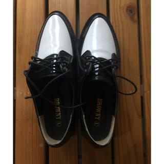 ウィゴー(WEGO)の試着のみの美品*ローファー(ローファー/革靴)