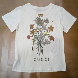 Gucci - GUCCIグッチ T-シャツ 半袖  Mレディース 正規品