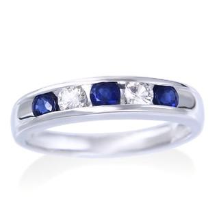 ジュエリーツツミ(JEWELRY TSUTSUMI)のサファイアリング(リング(指輪))