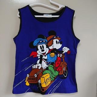 ベルメゾン(ベルメゾン)のベルメゾン  ディズニー   ノースリーブ トップス(Tシャツ(半袖/袖なし))