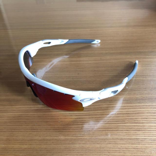 Oakley(オークリー)のオークリー スポーツサングラス スポーツ/アウトドアのアウトドア(その他)の商品写真