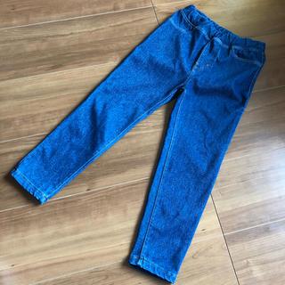 ムジルシリョウヒン(MUJI (無印良品))の無印良品 レギンス パンツ 110 新品 MUJI ズボン(パンツ/スパッツ)